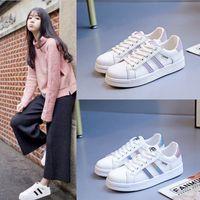 2021 женская новая обувь для весенней оболочки ноги повседневные туфли корейский стиль дышащая доска обувь однослойная мешка женская сетка поверхность