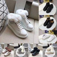 2021 de alta calidad para mujer para mujer invierno mc zapatillas zapatillas moda inglaterra Londres Casual Plataforma Lasides Zapatos al aire libre Botas Trainers des Chaussures