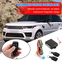 Alarm & Security Car Remote Locking Central Entry System Door Kit Auto Keyless 410 T105 For Caring Personal Cars Accessories