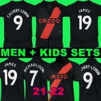 21 22 مارسيليا Soccer Jersey Olympique 2021 2022 OM Mileik Maillot القدم المأكولات Thauvin Benedetto Kamara Payet Shirts Men + Kids Kit Luis Henrique Alvaro