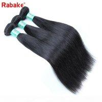 Grudo indiano 3 o 4 pacchi setili diritti di capelli umani divisorie per capelli nastri naturali gradi 8a cuticola allineata all'ingrosso per capelli vergini all'ingrosso
