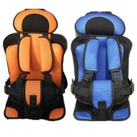 Baby Car Slings Booster Seat Protector Mat Cover Cushion Anti-Slip Waterproof Safety Pad Child Gear Pockets