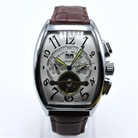 العلامة التجارية الشهيرة الحركة التلقائي fm الرجال الساعات tourbillon يوم تاريخ الغوص رجل الميكانيكية ووتش الأزياء الرياضية المعصم montres
