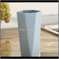 Mugs hauts standards standard standard style geometrique brossage forme de diamant grade greil tasse petit déjeuner café lait tasse de blé DH0073 vlyh jebpy