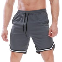 Summer Style Men' s Shorts Breathable Quick- drying Loose...