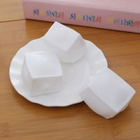 Tofu Squeeze Toy Decompression Toys Stress Relief High Quality Soft Pinch Novelty for Kids