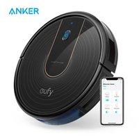 Eufy [Boostiq] Robovac 15c, Wi-Fi, 1300pa Super dünn, ruhig, selbstlädt Roboter-Staubsauger für HartbödenMedium-Pile-Teppichreiniger