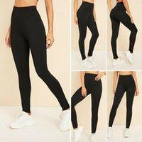 Women's Leggings Gooxcheer 2021 Womens Black Mesh Sexy Fitness Workout Pants Slim Trousers High Wairt Leggins