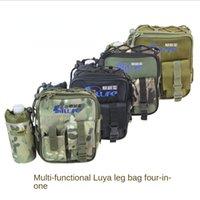 Fishing Accessories Gear Package Pioneer High-grade Multifunctional Luya Waist Pack Leg Wholesale Dry Bag