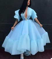 Elegant Formal Evening Dresses With Chiffon V-neck Sashes Robe de mariée Mermaid Prom Party Gowns Custom Made2021
