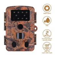 Hunting Trail Camera 16MP IP65 Waterproof 0. 2s Fast Shooting...
