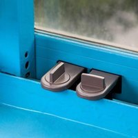 Carriers, Slings & Backpacks Sliding Sash Stopper Cabinet Locks Straps Doors Security Anti-theft Lock Window Door Baby Kids Child Safety