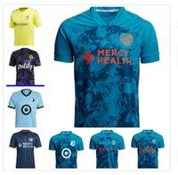 MLS 2021 Seattle Sounders Футбольные трикотажные изделия Parley PrimeBlue Kit Cincinnati 21 22 Джими Хендрикс Нашвилл СК Монтерео Миннесота United FC CamiSet