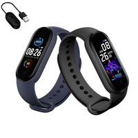 M5 Smart Watch Men Women Heart Rate Monitor Blood Pressure Fitness Tracker Smartwatch Band 5 Sport for IOS Android