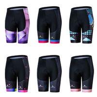 Miloto New Coolmax 5D 패딩 사이클링 반바지 MTB 자전거 반바지 도로 자전거 MTB 반바지 Ropa Ciclismo Women