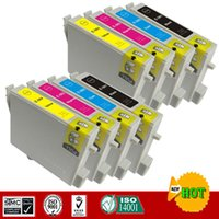 Compatibele inktcartridges pak voor T0561 - T0564 Stylus PO RX430 R250 RX530 etc.