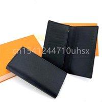 أعلى جودة الأعمال الكلاسيكية طويلة المحفظة تصميم الرجال brazza حامل قابلة للطي الأزياء عملة محفظة مع مربع محافظ