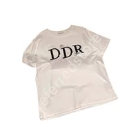 2021 Womens Mens Designers T Shirts Tshirts Fashion Letter Printing Short Sleeve Lady Tees Luxurys Casual Dio Clothes women s clothing 21ss 001