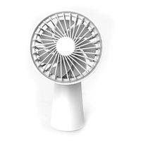Ventilador de enfriamiento de mesa portátil USB Recargable USB Oscilating Hogar personal Dormitorio Radiador silencioso Fans