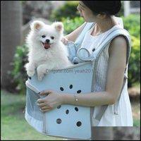 Pet Saceates Home Gardenpt рюкзак Out out рюкзаки Собаки портативный кошка клетка школьные сумки космические перевозчики, ящики Доставка доставки 2021 T184V