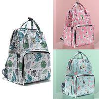 Diaper Bags Insular Baby Bag Backpack Maternity Moms Nursing Large Capacity Waterproof Stroller Travel Nappy