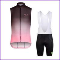 Rapha Team Cycling Sans Sans Jersey (BiB) Maillot Shorts Sets Pro Vêtements Vêtements Vêtements Respirant Racing Sports Sports Soft Soft Skin-convivial peut être mix 42608