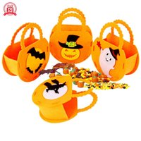 handbag non woven bag Ghost Festival children's gift Candy Bag Halloween props