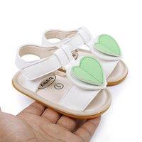 Первые ходунки детская обувь малыш младенческий девочка обувь детские летние мокасины мягкие босоножки любви 0-12 м b4817