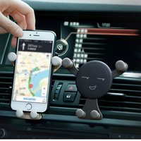 Repair Tools & Kits Car Phone Holder For In Air Vent Mount Stand No Magnetic Mobile Universal Gravity Smartphone Cell Support