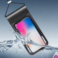 NatureHike 2020 New IPX8 Mobile Phone Borsa impermeabile TPU Impermeabile Membrana Diving Telefono Phone Borsa impermeabile Caso per sotto 7 pollici 1602 Z2