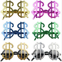 1pcs Wedding Decoration Bridesmaids Beauty Money Glasses Funny Party Prom Performance Spoof Pograph Sunglasses Props-C