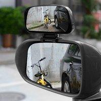 WTYD para los espejos 3R-093 360 grados Giratable Spot Spot Spot Assistant Mirror para automóviles