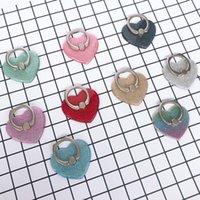 Quality gift bracelet buckle holder Korea creative glitter love mobile phone ring holder