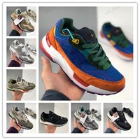 Running Shoes 992 pigskin 7-12 classic retro limited edition old slipper sandal designer women Sneakers Platform men basketball Outdoor