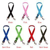 Einstellbare Haustierhund-Katzen-Sicherheitsgurt-Sicherheitsgurt-Halsband-Fahrzeug-Kabelbaum