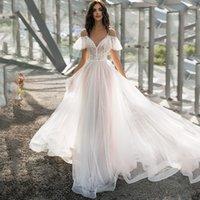 Wedding dress slim shoulder formal attire