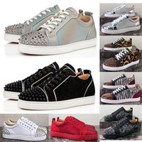 Brand-New Top Top Picos Junior Red Bottoms Shoe Designers Piso Casual Sports Shoes Sneakers Mens Womens Designer Mocasines Abartuladores Tamaño 35-38