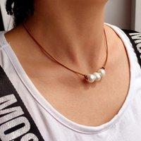 Collana girocollo per perle di perle per perle 10mm vicino all'acqua dolce rotonda in vera acqua dolce con rotocolli neri o marroni reali