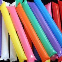 50 sztuk / partia Ing Maker Hałasu Drużyna Dmuchanie przeciwko Stick KTV Party Supplies