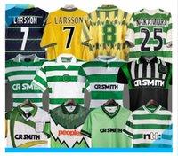 82 84 86 89 CELTIC Ретро 01 02 Футбол Джетки INICIO 95 96 97 98 99 Camisetas de Fútbol Larsson Sutton Nakamura Keane Black 05 06 91 92