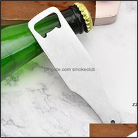 Kitchen Tools Kitchen, Dining Bar Home & Gardenstainless Steel Beer Bottle Shaped Opener Portable Beverage Can Bottles Openers Thicken Non-S