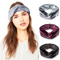 Headband Women Scrunchies Fashion Cerchietto Capelli Hair Ties Opaska Accessories Head Band Hairband Elastic Bands Sp1