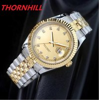 Automatic Watches Mechanical 31&36&41mm DAY-DATE 316L Stainless Steel Sapphire Waterproof Super Luminous Womens Mens Watch
