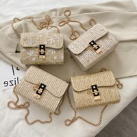 "WOMENS BRAND BAG LOUIS""VITTON DESIGNER 6aRP HBP Sac Crossbody For Bolsas Messenger Bags Main Girls Bag Straw Summer Beach Sho Ncgnb"