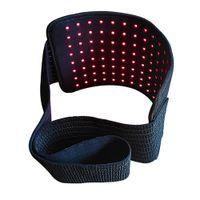 2021 Топ новизны светодиодные светодиодные похудения талии ремни обезболивающие красный свет инфракрасная физическая терапия ремень LLLT LLLT липолиза корпус формирования лепкости 660 нм 850 нм липо лазера