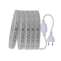 Strips LED Strip Light SMD5630 5730 Ruban IP67 Imperméable 220V 120 LED / m Ruban White Blanc Bleu LEDStriPlight IL