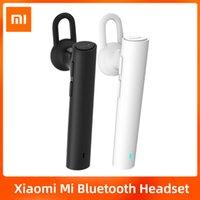 Xiaomi Mi Bluetooth 5.0 Headset Wireless Earphone Youth Edition Headphones Xiaomi Earbud Music Headset w  Mic for iPhone Samsung