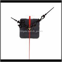 Other Accessories Clocks Décor Home Garden Drop Delivery 2021 Quartz Clock Movement Repair Kit Diy Tool Hand Work Spindle Mechanism Dc037 Rfp