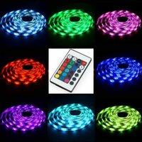 Strips 1M 2M 3M Lighting Full Kit With 24Key IR Remote Control 5V USB Flexible LED Strip Light RGB TV Backlight For Home Decor
