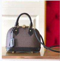 Новый 2018 женская сумка Роскошные сумки посыльного Shell сумка классический Damier женщины известные сумки сумки Сумка